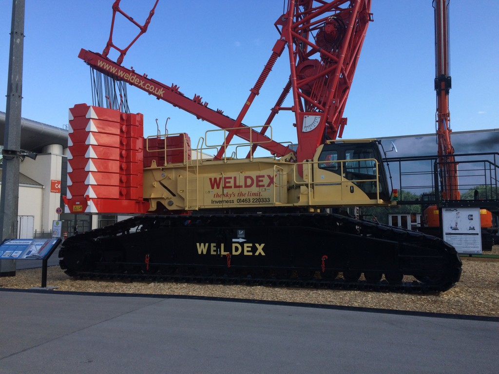 NRC does deal with Weldex